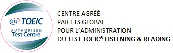 TOEIC LOGO AGREMENT PLUS GRAND ENCORE
